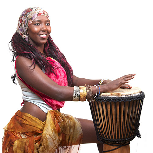 West African Drumming & Dancing